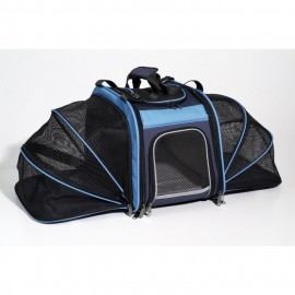 EXPANDABLE REAR PET CARRIER