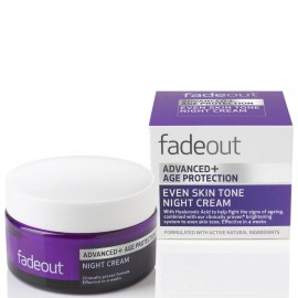 FADE OUT ADVANCED + AGE PROTECTION EVEN SKIN TONE CREAM
