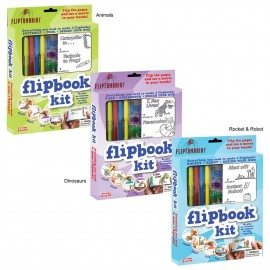 Fliptomania Flipbook Animation Kit