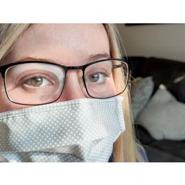FOG-X antifog inserts for glasses