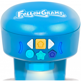 FollowGrams - Smart Projector