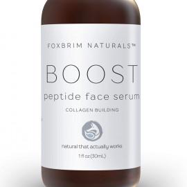 Foxbrim Naturals BOOST Peptide Complex Serum