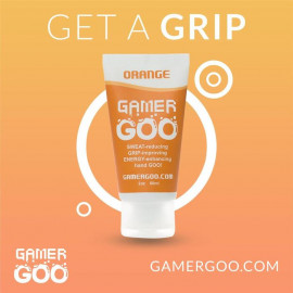 Gamer Goo Antiperspirant Dry Grip for Sweaty Hands
