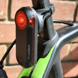 Garmin Varia Cycling Rearview Radar with Tail Light
