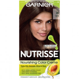 Garnier Nutrisse Nourishing Permanent Hair Color Cream