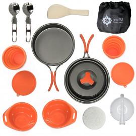 gear4U Camping Cookware Kits
