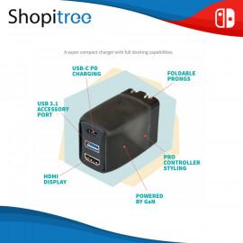Genki - Covert Dock for the Nintendo Switch