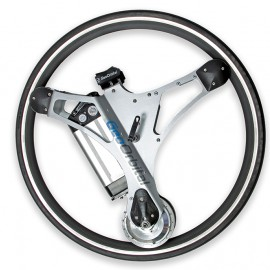 GeoOrbital Wheel - Make your bike electric