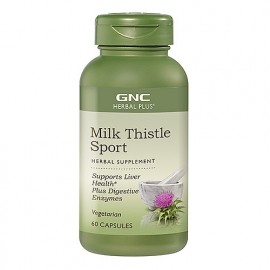 GNC Herbal Plus® Milk Thistle