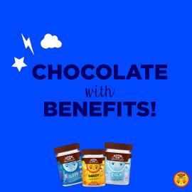 Good Day Chocolate - Sleep Chocolate Supplement