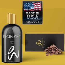 HairyFy Caffeine Shampoo For Men