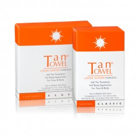 Half Body Classic Self-Tan Towelettes
