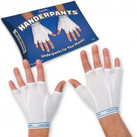 HANDERPANTS - Fingerless Gloves