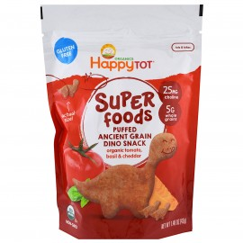 Happy Tot Superfoods snacks