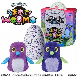 HATCHIMALS - WOOMO