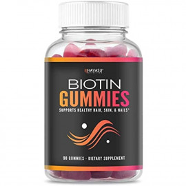Havasu Nutrition High Potency Biotin Gummies
