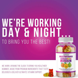 Havasu Nutrition Multivitamin Gummies