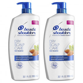 Head and Shoulders Dry Scalp Care Daily Shampoo