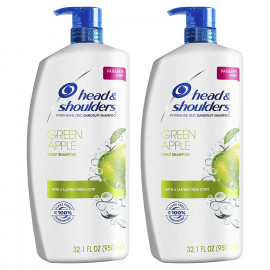 Head and Shoulders Green Apple Daily Shampoo