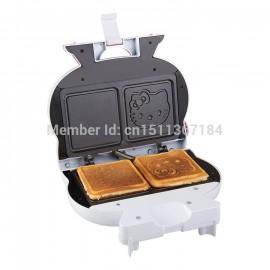 Hellokitty sandwich maker