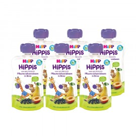 HiPP HiPPiS organic fruits
