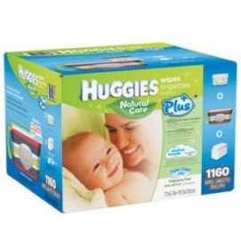 Huggies® Natural Care® Plus