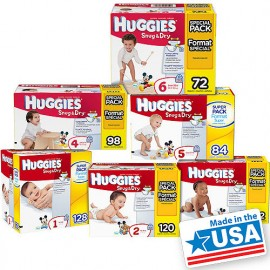 Huggies® Snug & Dry Plus