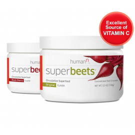 humanN SuperBeets - Circulation Superfood