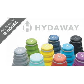 HYDAWAY 2.0 - Collapsible Water Bottle