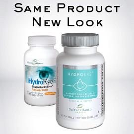 HydroEye Softgels - Dry Eye Relief