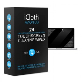 icloth avionics touch Screen Cleaning Wipes