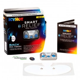 Icy Hot Smart Relief TENS Back Pain Therapy Set