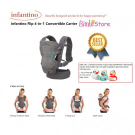 Infantino Flip Convertible Baby Carrier