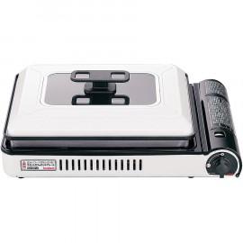 IWATANI - Cassette Gas Hot Plate Grilled Mr Alpha