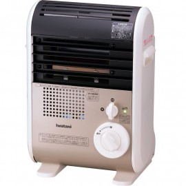 Iwatani cassette gas fan heater