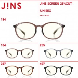 JINS PC Computer Glasses