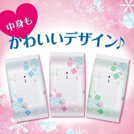 Kao - Biore cold sheet