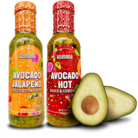 Keto Avocado Hot Sauce
