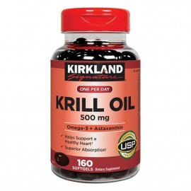 Kirkland Signature Krill Oil
