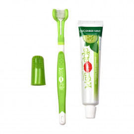 Kissable Toothbrush and Toothpaste Combo