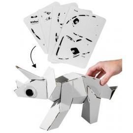 KitRex Triceratops