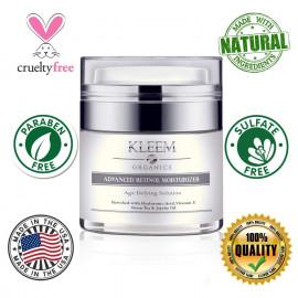 Kleem Organics Anti Aging Retinol Moisturizer Cream