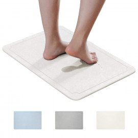 KMJ diatomaceous earth bath mat