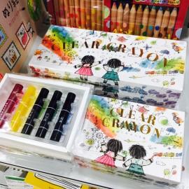 Kokuyo - Clear Crayon