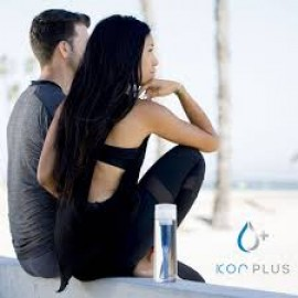 KORplus - Hydrogen Rich Antioxidant Water On The Go