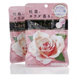Kracie Fuwarinka Rose Candy