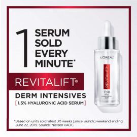 L'Oreal Paris Revitalift Intensives Hyaluronic Acid Serum