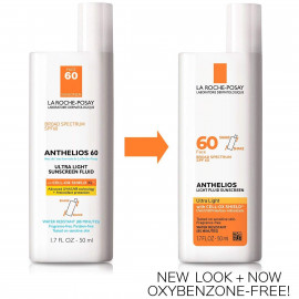 La Roche Posay Anthelios Ultra Light Fluid Facial Sunscreen SPF 60