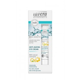 lavera Anti-Aging Eye Cream Q10