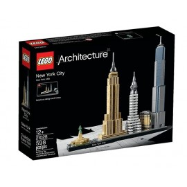 Lego -  Architecture New York City